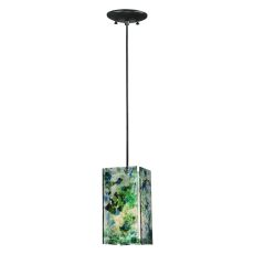 "5"" Sq Metro Times Square Quadrato Mini Pendant"