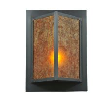 """11"""" W Wedge Wall Sconce"""