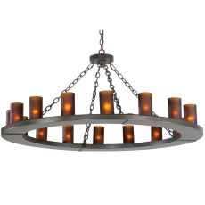 "48"" W Loxley 16 Lt Chandelier"