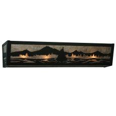 "30"" W Sailboat Mountain View Vanity Light"