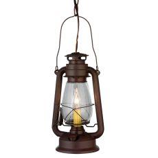 "7"" W Miner'S Lantern Mini Pendant"