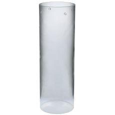 """4"""" W X 12"""" H Cylinder Clear Shade"""