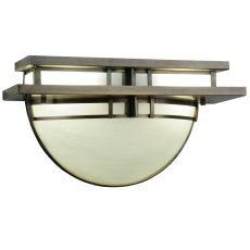"""14"""" W Revival Deco Wall Sconce"""