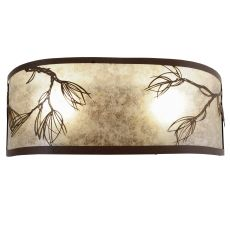 "20"" W Lone Pine Wall Sconce"