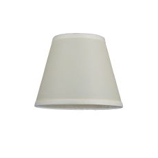 """5"""" W X 4"""" H Taos Brown Parchment Shade"""