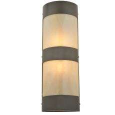 "8.25"" W Cilindro Old World Wall Sconce"