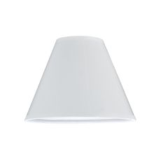 """7"""" W X 5"""" H Parchment White Shade"""
