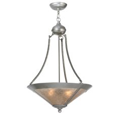 "18"" W Van Erp Inverted Pendant"