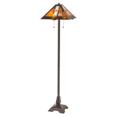 "61"" H Montana Mission Floor Lamp"