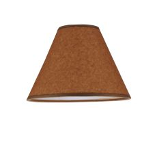 "10"" W X 7"" H Parchment Oil Shade"