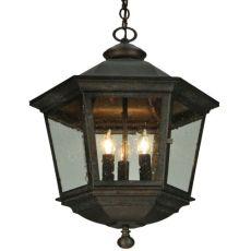 "15"" W Tiamo Lantern Pendant"