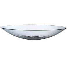 "36"" W Metro Glass Bowl"