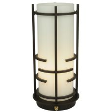 "12"" H Revival Deco Table Lantern"