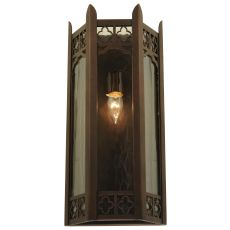 "8.25"" W Church Wall Sconce"