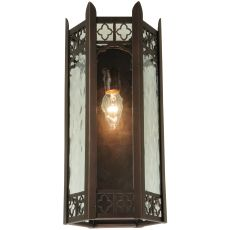 "8.5"" W Church Wall Sconce"