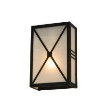 "8"" W Whitewing Wall Sconce"
