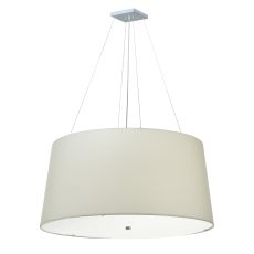 "48"" W Cilindro Tapered Pendant"