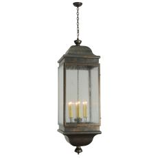 "18"" Sq Gascony Lantern Pendant"