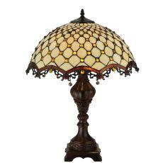 "24"" H Jeweled Katherine Table Lamp"
