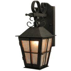 "9"" W Turin Lantern Wall Sconce"