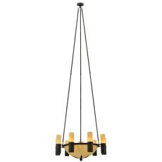 "61.5"" W Bella Sala 9 Arm Chandelier"