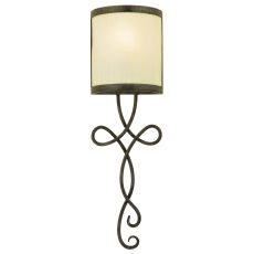 """9"""" W Volta Wall Sconce"""