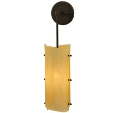 "6"" W Vortex Wall Sconce"