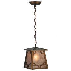 "7"" Sq Kirkpatrick Lantern Pendant"