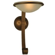 "10"" W Calice Wall Sconce"