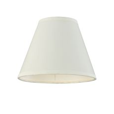 """6"""" W X 4.75"""" H Parchment White Shade"""