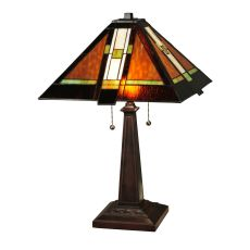 """24"""" H Montana Mission Table Lamp"""