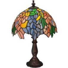 """15"""" H Tiffany Laburnum Accent Lamp"""