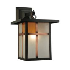 """9"""" W Hyde Park Wall Sconce"""