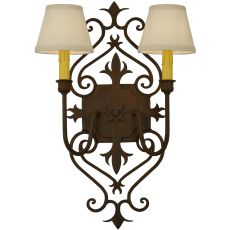 """6"""" W Louisa Wall Sconce"""