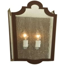 "8.25"" W French Market Seedy Wall Sconce"