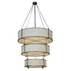 "60"" W Ausband 3 Tier Pendant"