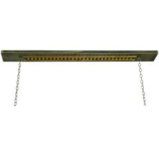 "62.25"" L X 6.75"" W Train Track Led Canopy"