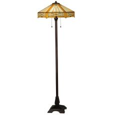 "62"" H Peaches Floor Lamp"