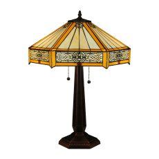 "24.5"" H Peaches Table Lamp"