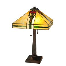 "23"" H Parker Poppy Table Lamp"