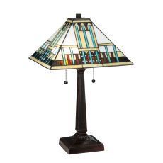 "23"" H Prairie Peaks Table Lamp"
