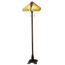 "62"" H Parker Poppy Floor Lamp"