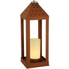 "11.5"" Sq Wigodsky Ark Lantern Post Mount"