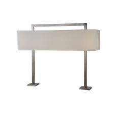 """39"""" H State College Oblong Table Lamp"""