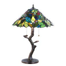 "25"" H Grape Harvest Table Lamp"
