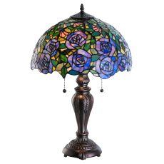 "24"" H Rosebush Table Lamp"