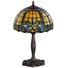 """19"""" H Dragonfly Trellis Accent Lamp"""