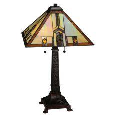 "26"" H Prairie Wheat Harvest Table Lamp"