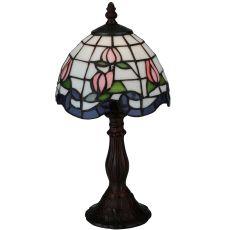 """14"""" H Roseborder Mini Lamp"""