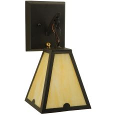 """7"""" W Arnage Wall Sconce"""